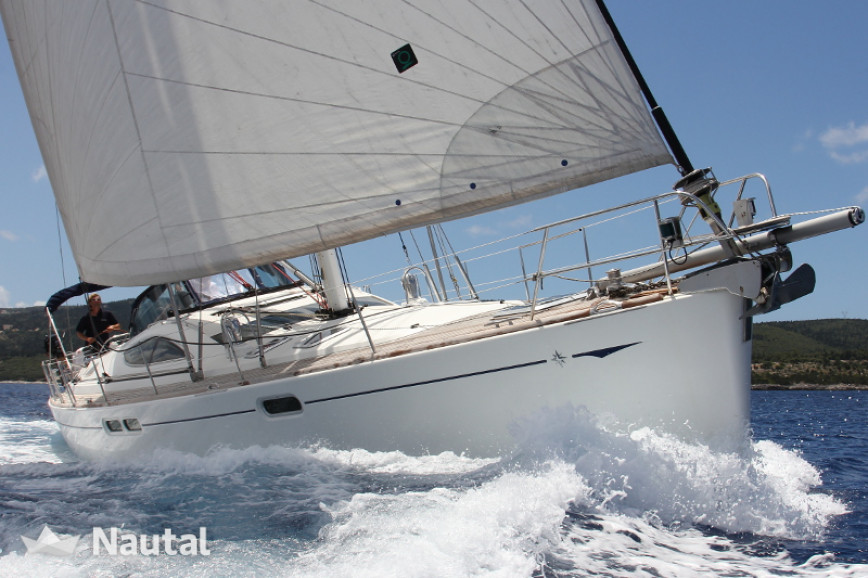 Sailing Boat Rent Jeanneau Sun Odyssey 54ds In D Marin Fethiye Nautal