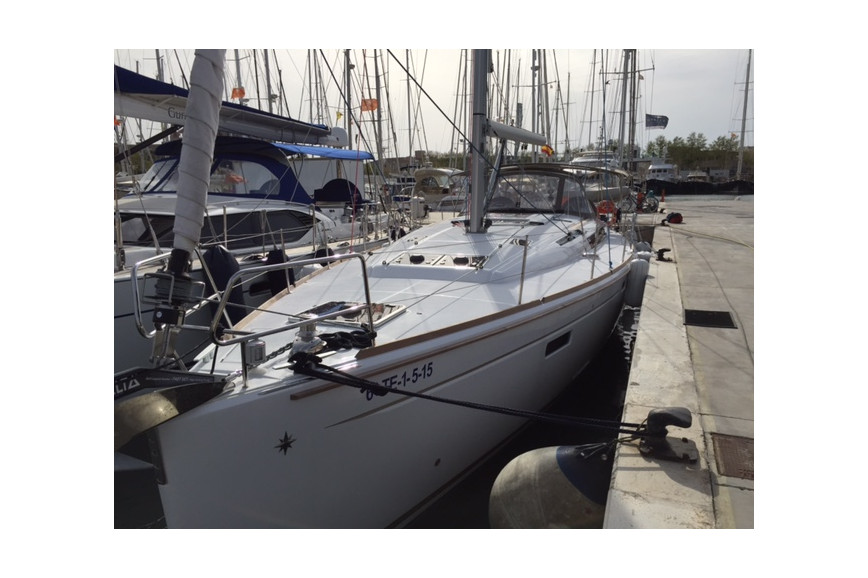 Sailing boat rent Jeanneau Sun Odyssey 509 in Las Galletas, Tenerife