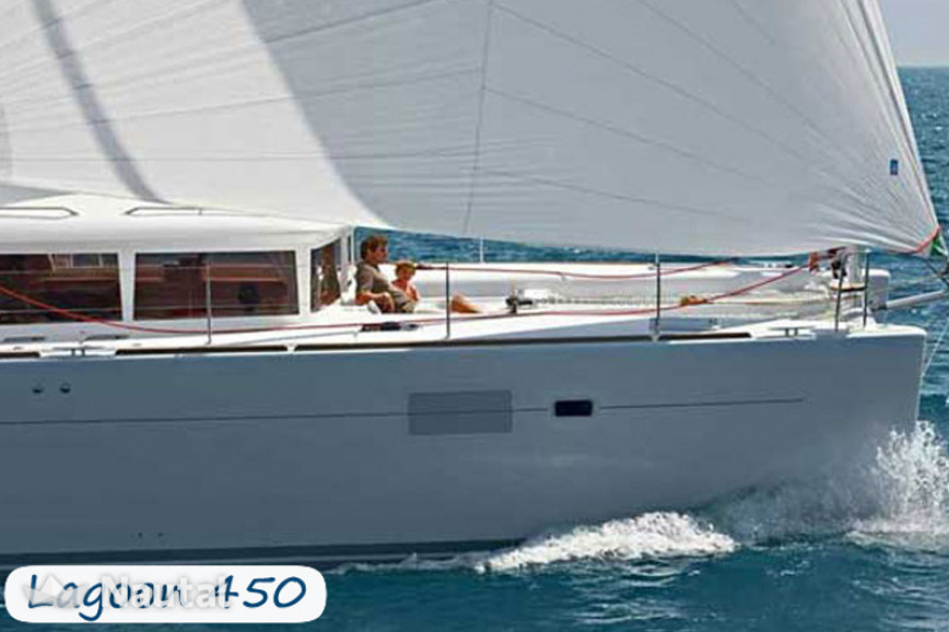 Catamaran rent Lagoon  450 in Esaom Cesa, Tuscany