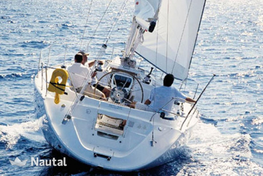 Sailing boat rent Bavaria 38 in Santa Pola, Alicante