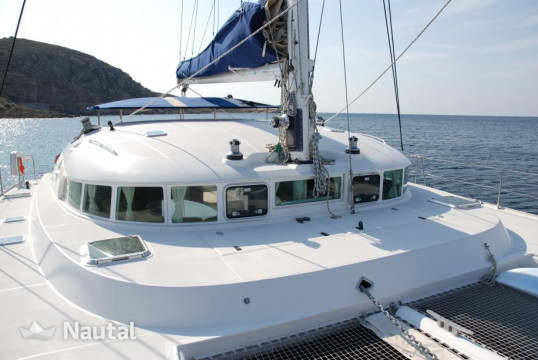 Catamaran rent Lagoon 470 in Hyères, Var