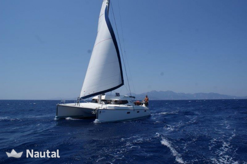 Rent This Catamaran And Get To Know The Coasts Of Argostoli Port