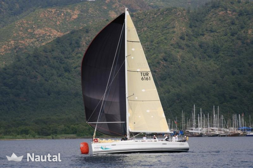 Sailing boat rent Beneteau First 40.7 in Setur Netsel Marina, Marmaris