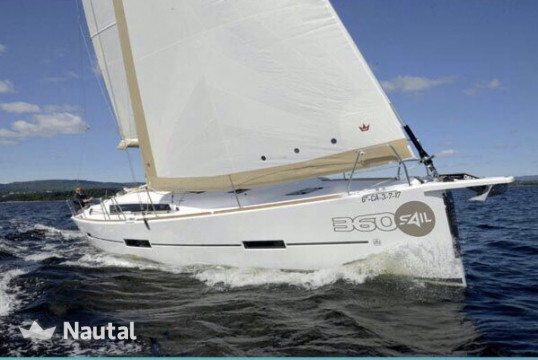 Sailing boat rent Dufour 412 Grand Large  in Sherry, Cádiz