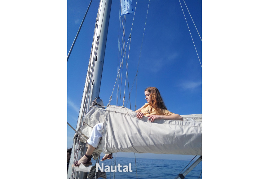 Sailing boat rent ATLANTIC Freedom 58 in Naftikos Omilos Amfitheas, Athens