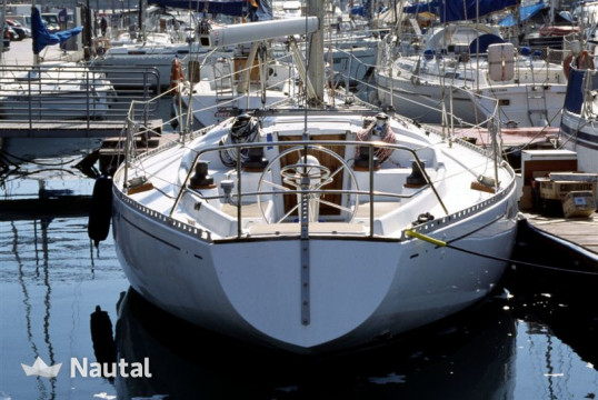 Huur zeilboot North Wind 40 in Puerto de Castellón, Castellón