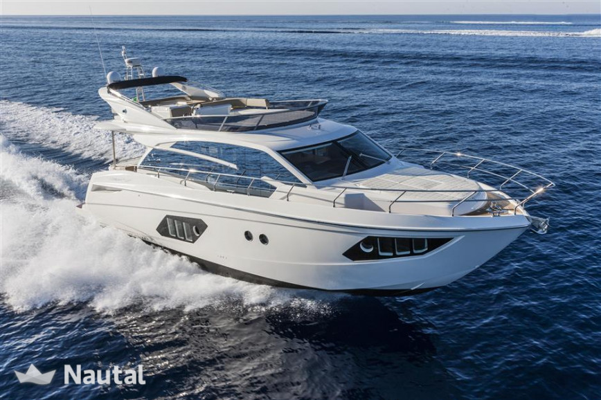 Yacht Rent Absolute Yachts 52 Fly In Puerto De Palma