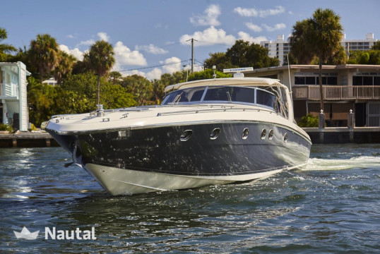 Louer yacht Baia 63 ft Bais Power Boat, Yacht Haven Marina, Nassau