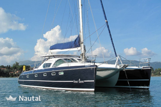 Catamaran rent Alliaura Marine Privilege  495 in Gouvia Marina, Corfu