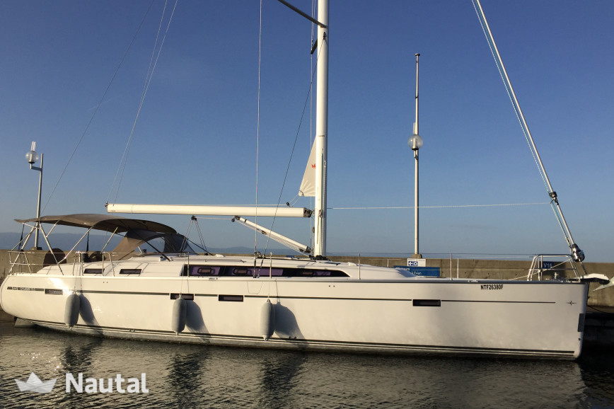 Sailing Boat Rent Bavaria Yachtbau Cruiser 51 In Le Vieux Port De