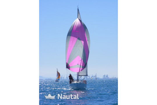 Sailing boat rent Beneteau First 32S5 in Dénia, Alicante