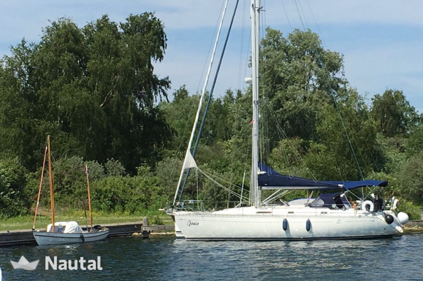 Sailing boat rent Dufour 38 Classic in Klundert, North Brabant