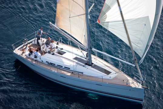 Sailing boat rent Beneteau  First 45 in Marina San Miguel, Tenerife