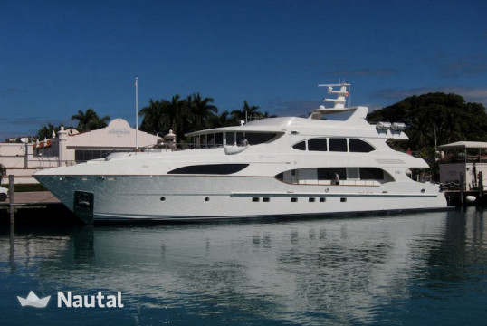 Yacht rent Custom 38.70m in Fort Lauderdale , South Florida