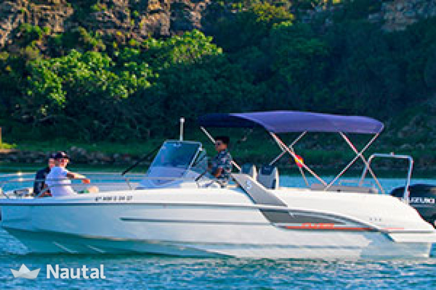Huur motorboot Beneteau Flyer 7.7 SPACEdeck in Maó, Menorca