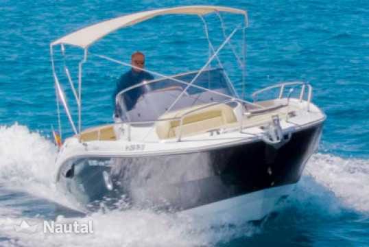 Motorboat rent Sessa Marine Key Largo 27 IB in Port Adriano, Mallorca