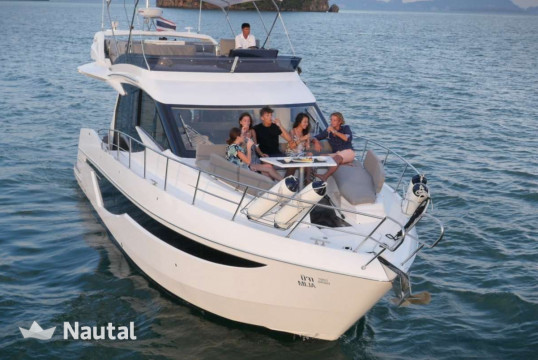 Charter this remarkable yacht for 6 guests in Phuket