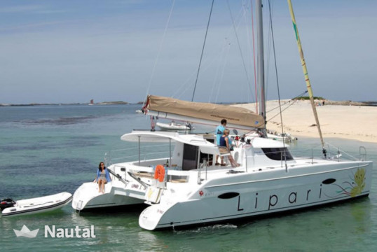 Huur catamaran Fountaine Pajot Lipari 41 in Port du Marin, Martinique