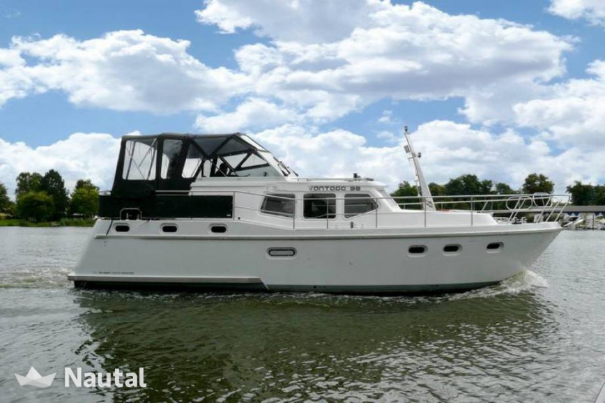 Motorboot chartern De Drait Advantage 38 (2Cab) im Marina Plaue, Brandenburg - Havel