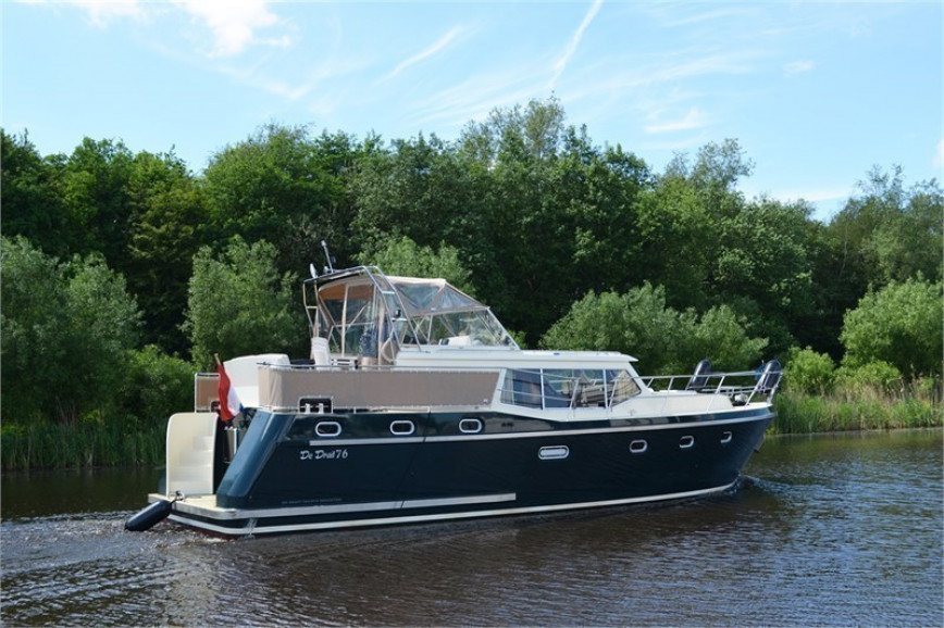 Huur motorboot De Drait Advantage 42 (3Cab) in Drachten, Friesland