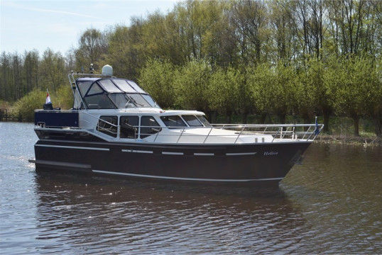 Motorboat rent Other Vacance 1200 in Drachten, Friesland