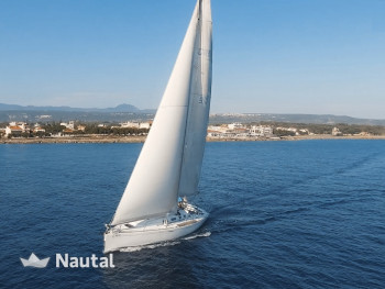 Sailing boat rent Beneteau First 40.7 in Pylos Marina, Peloponnese