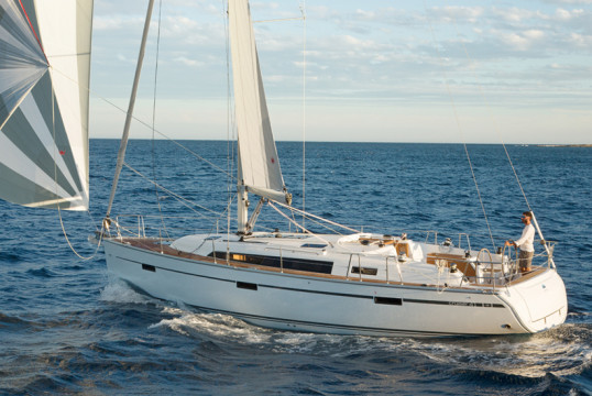 Sailing boat rent Bavaria  CRUISER 41 in Yacht Club Del Mediterraneo, Sicily