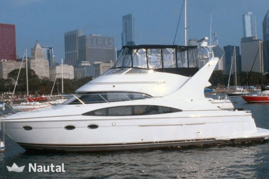 Yacht rent Carver 41 in Burnham Habor, Chicago