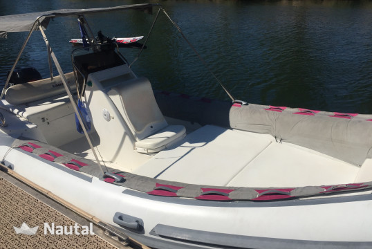 Rib rent Master 660 Open in Port Inland, Alpes Maritimes - Cannes