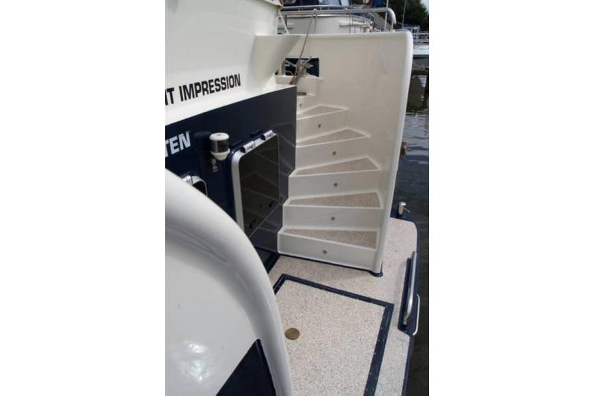 Huur motorboot De Drait Impression 1400 (7Cab) in Drachten, Friesland