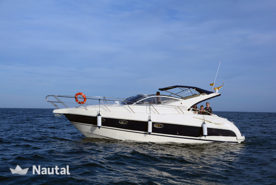 Yacht rent Atlantis Gobbi Atlantis 315 SC EVO in Port Ginesta, Barcelona