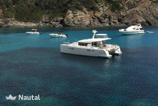 Huur catamaran Lagoon 40 MY in Port Nice, Alpes Maritimes - Nice