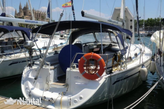 Sailing boat rent Bavaria Yachtbau  39 Cruiser-8 in Las Galletas, Tenerife