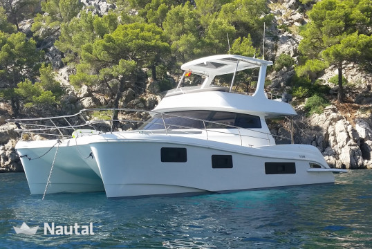 Noleggiare catamarano Flash Catamarans 43 S a Cogolin, Var