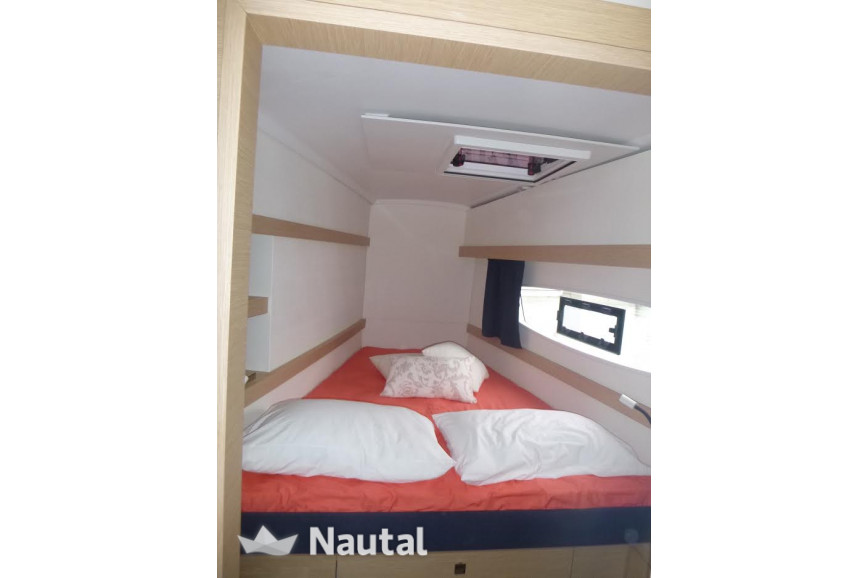 Huur catamaran Fountaine Pajot Lucia 40 in Marina Pointe du Bout, Martinique