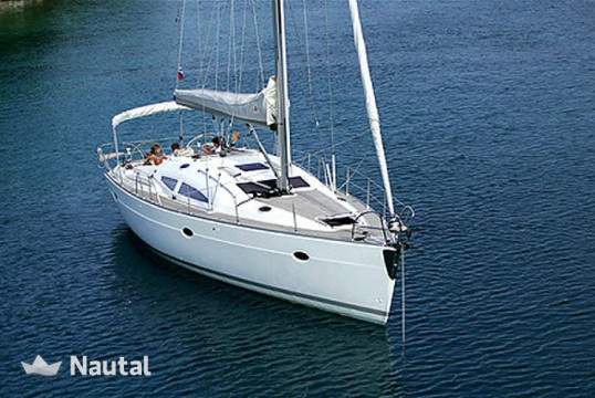 Sailing boat rent Elan  434 Impression in Punta Ala, Tuscany