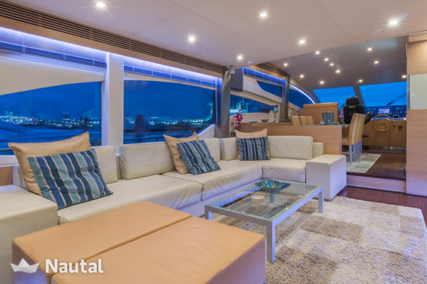 Yacht rent Custom Built 84 Yacht in Miami Beach, South Florida
