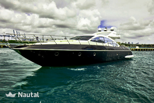Yacht rent Azimut 68' Azimut S in Miami Beach, South Florida