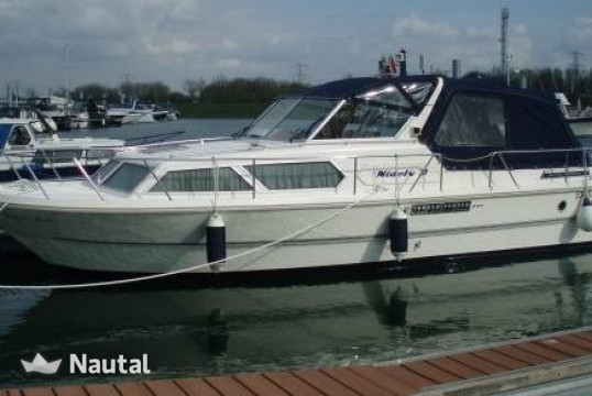 Houseboat rent Nidelv 28 Classic Softtop AK in WSV Leidschendam, South Holland