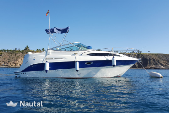 Yacht rent Bayliner 245 in Puerto Deportivo Pasito Blanco, Gran Canaria