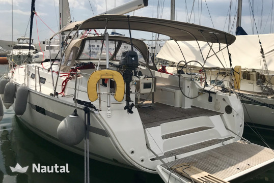 Sailing boat rent Bavaria Yachtbau  Cruiser 45  in Lavrio Port, Athens