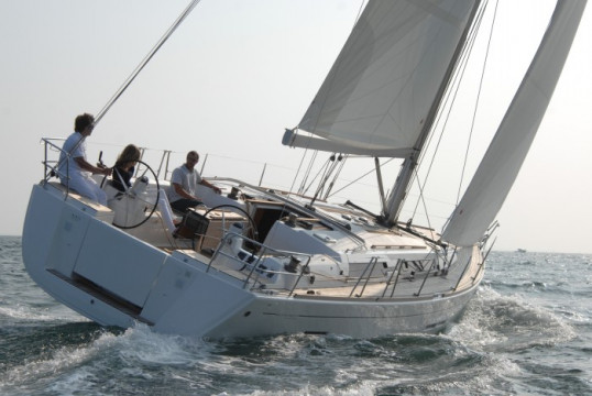 Sailing boat rent Dufour Yachts  445 GL in Ece Marina, Fethiye