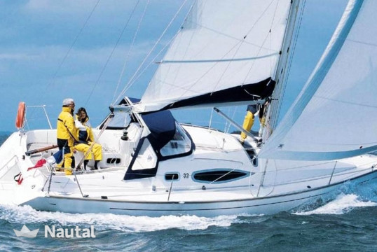 Sailing boat rent Feeling Feeling 32 in Makkum, Friesland