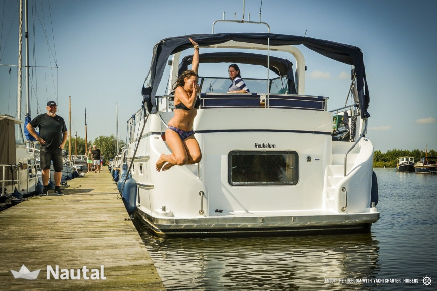 License free boat rent Pacific Allure 155 in Heukelum, Gelderland