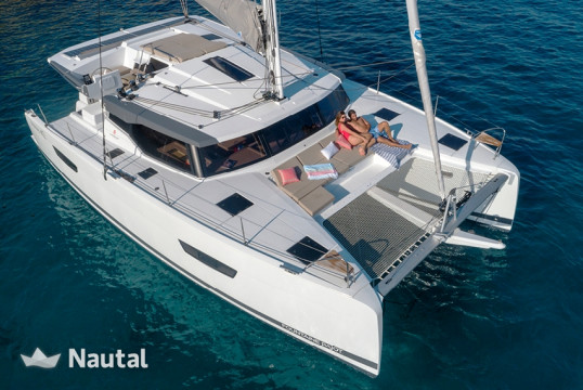 Catamaran rent Fountaine Pajot  Astrea 42 - 4 + 1 cab. in Yacht Marina, Marmaris