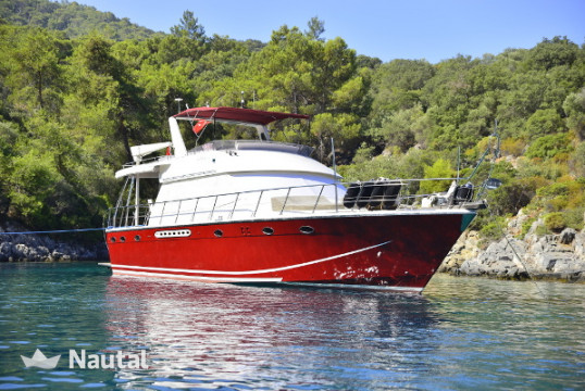 Huur motorboot Custom Motorboat in Yes Marina, Fethiye