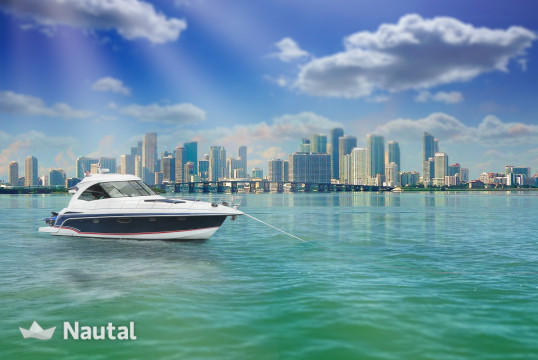 Yacht rent Formula Personal Cruiser in Aventura, South Florida