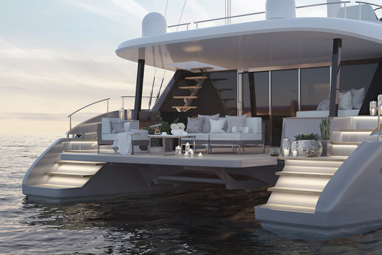 Прокат катамаранов Sunreef Yachts Fountaine Pajot , Baotić Marina, Сплит, Хвар