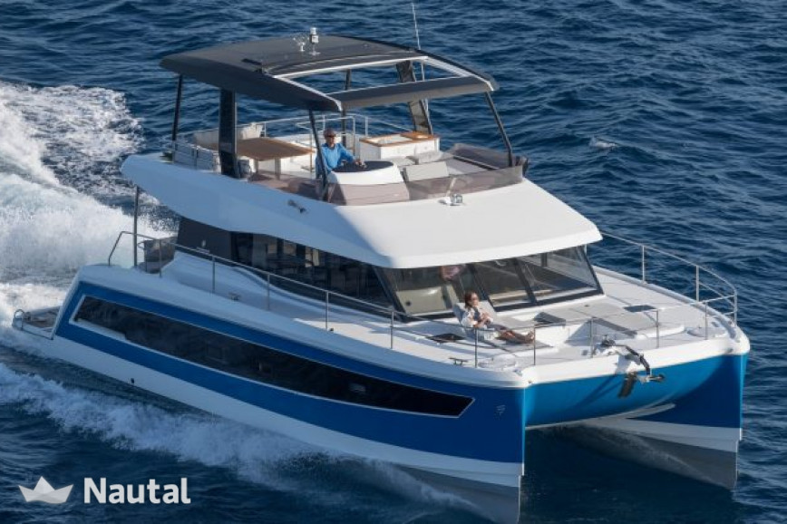 Catamaran Fountaine Pajot Maryland In Miami Beach South Florida