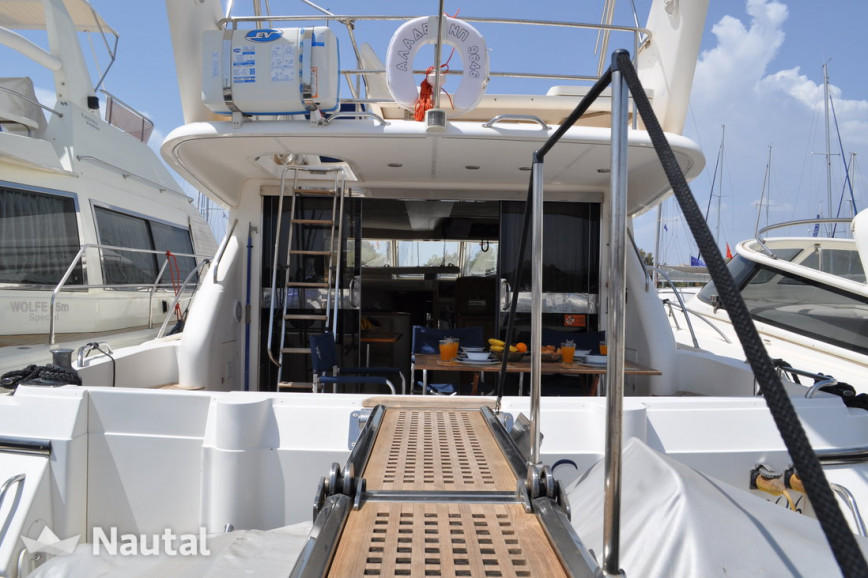 Motorboat rent Princess Yachts Princess 470 in Marina Kalamaki, Athens